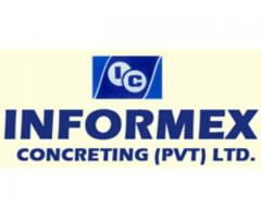 Informix Concreting (Pvt) Ltd.