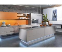 Modern Pantry Cupboards - European Style